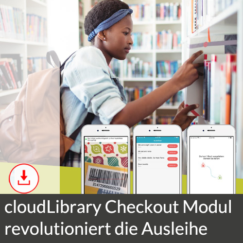 cloudLibrary Checkout Modul