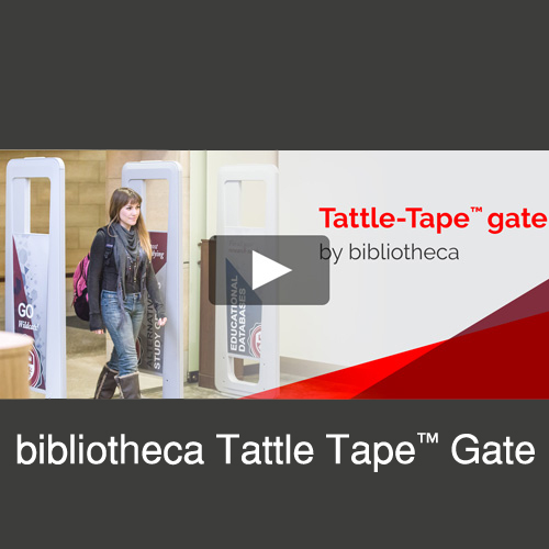 bibliotheca Tattle Tape™ Gate